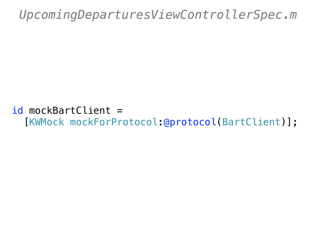 UpcomingDeparturesViewControllerSpec.m id mockB...
