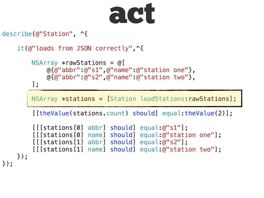 """describe(@""""Station"""", ^{ it(@""""loads from JSON co..."""