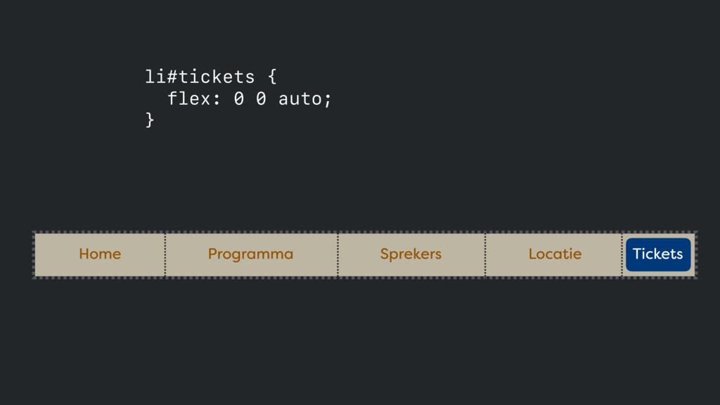 Home Programma Sprekers Locatie Tickets li#tick...