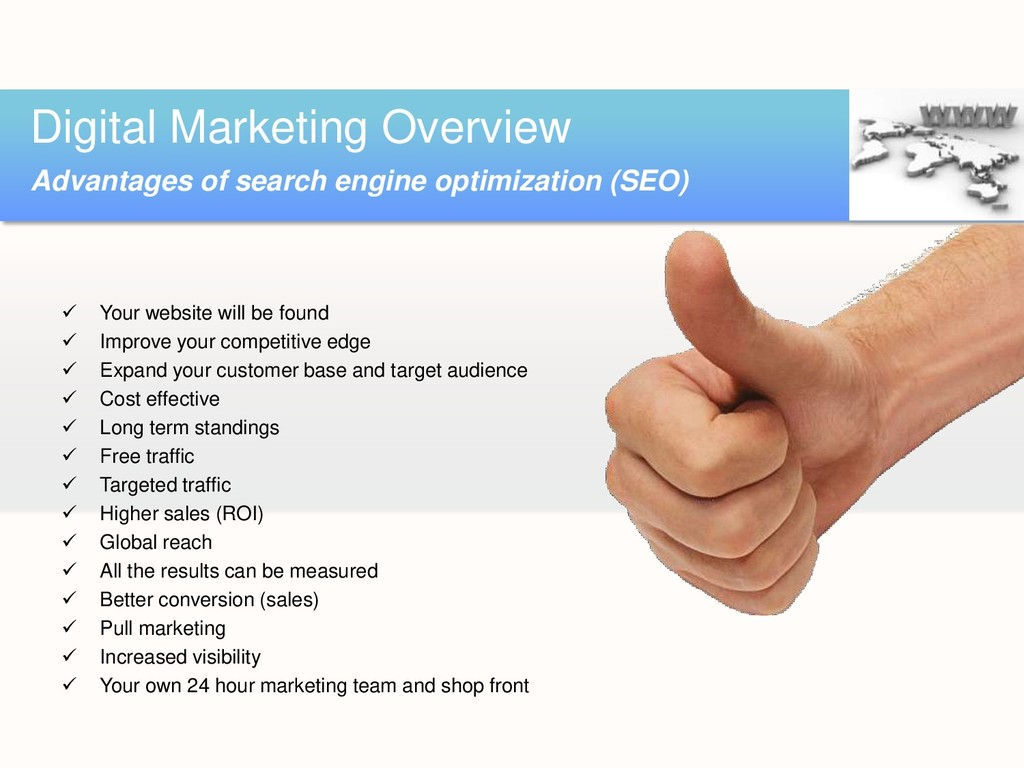  Your website will be found  Improve your com...