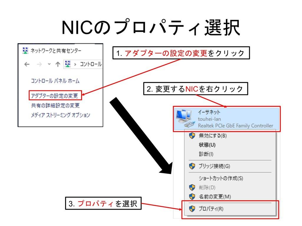 NIC 1.    2. NIC ...