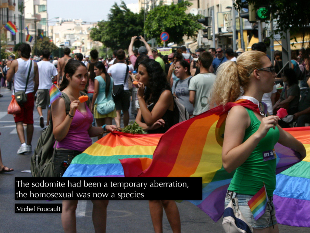 The sodomite had been a temporary aberration, t...