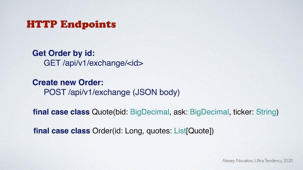 HTTP Endpoints Get Order by id: GET /api/v1/exc...