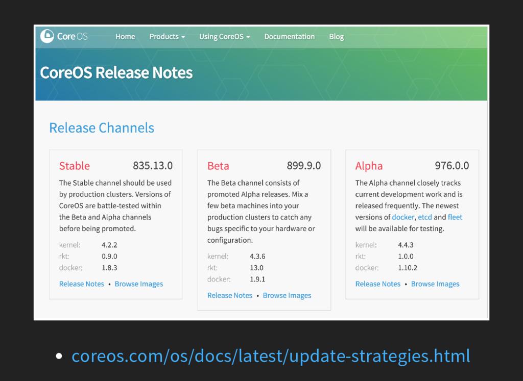 coreos.com/os/docs/latest/update-strategies.html