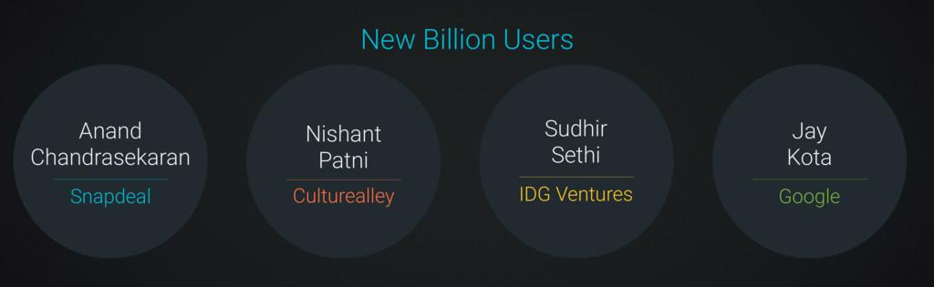 New Billion Users IDG Ventures Culturealley Goo...