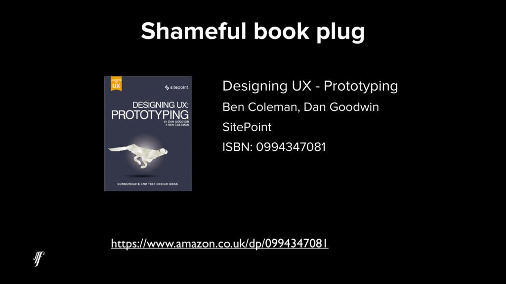 https://www.amazon.co.uk/dp/0994347081 Designin...