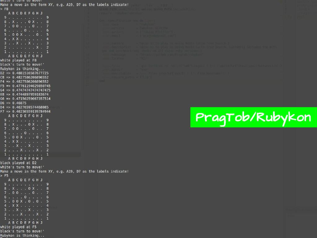 PragTob/Rubykon