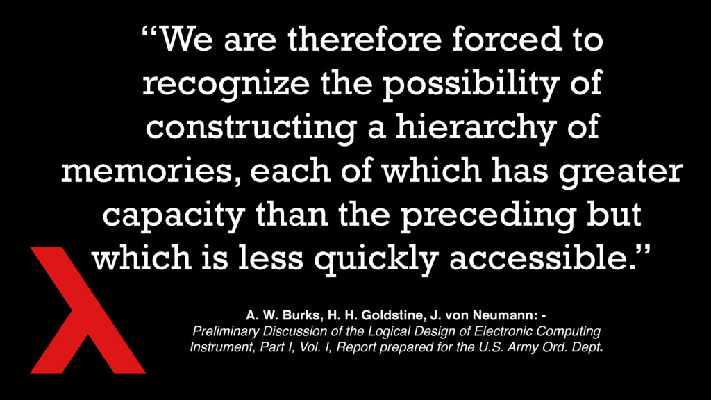 """""""We are therefore forced to recognize the possi..."""