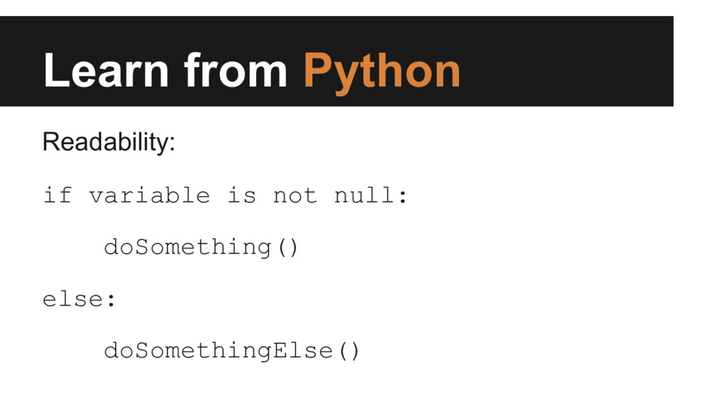 Learn from Python Readability: if variable is n...