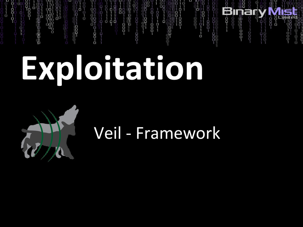 Veil - Framework Exploitation