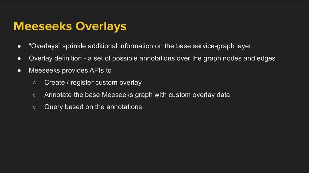 """Meeseeks Overlays ● """"Overlays"""" sprinkle additio..."""
