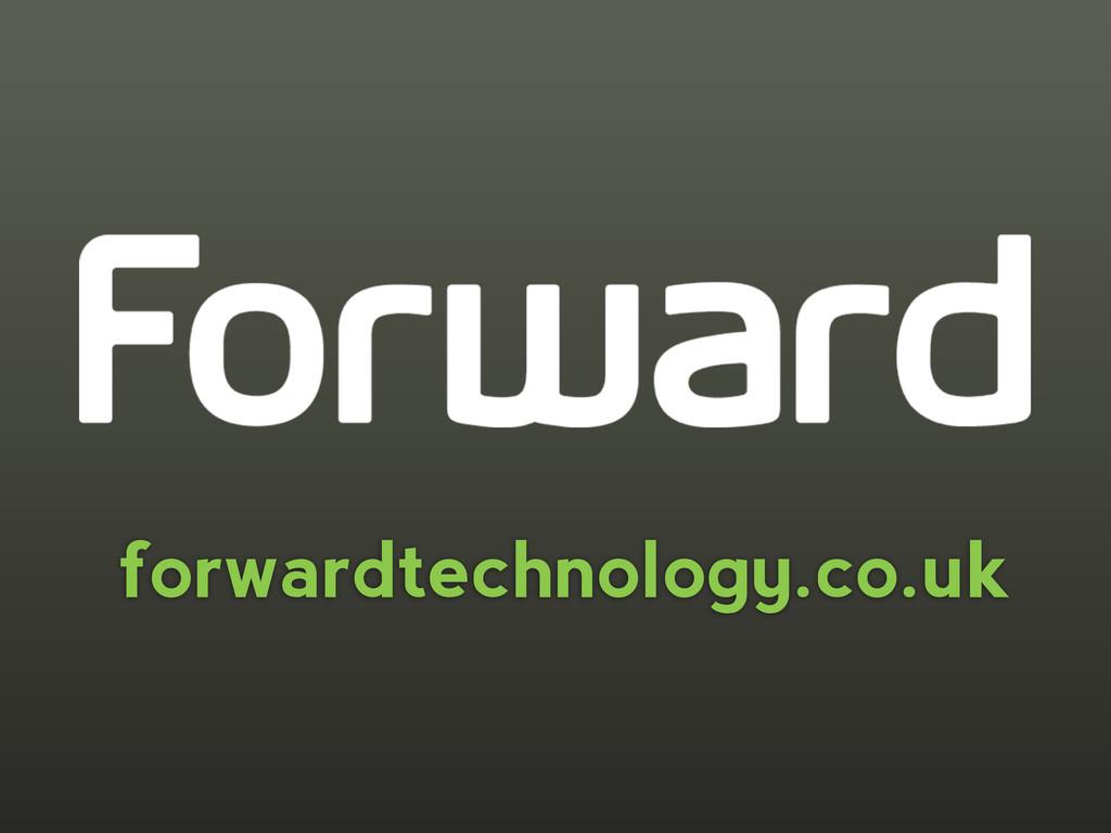 forwardtechnology.co.uk