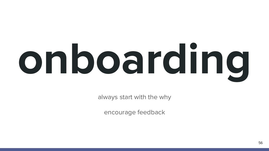 onboarding 56 always start with the why encoura...