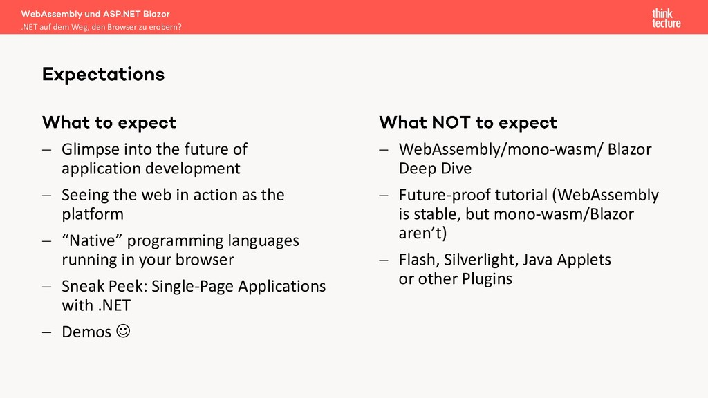 − Glimpse into the future of application develo...
