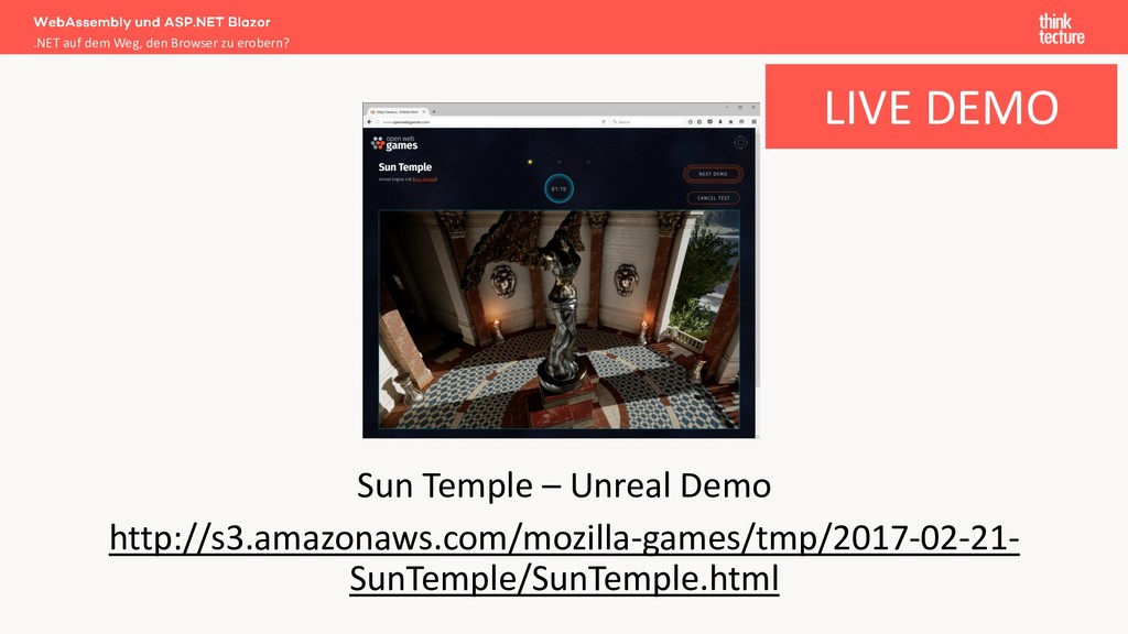 Sun Temple – Unreal Demo http://s3.amazonaws.co...