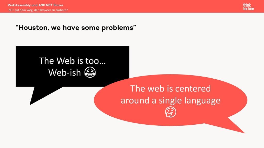 .NET auf dem Weg, den Browser zu erobern? The W...
