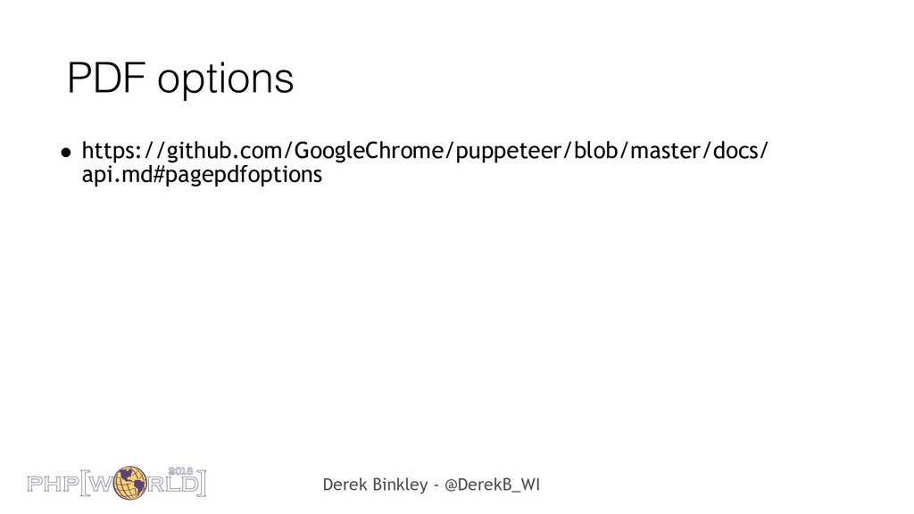 Derek Binkley - @DerekB_WI PDF options • https:...