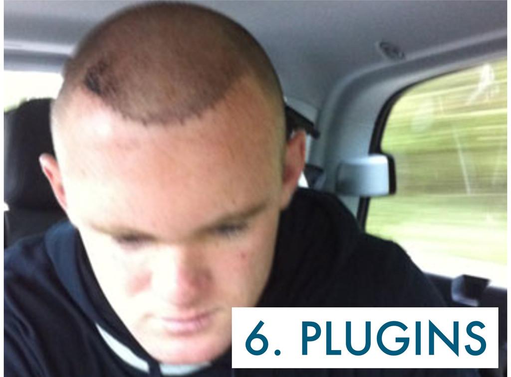 6. PLUGINS