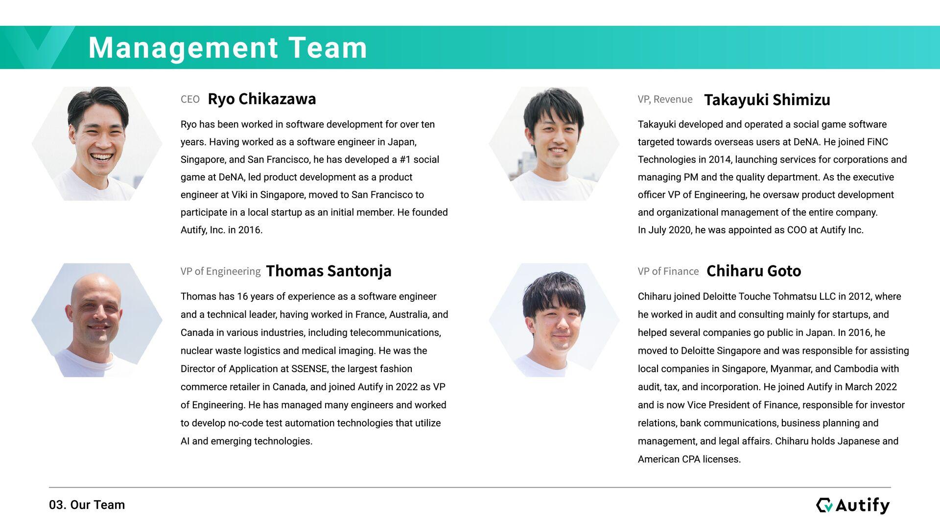 04. Work Environment