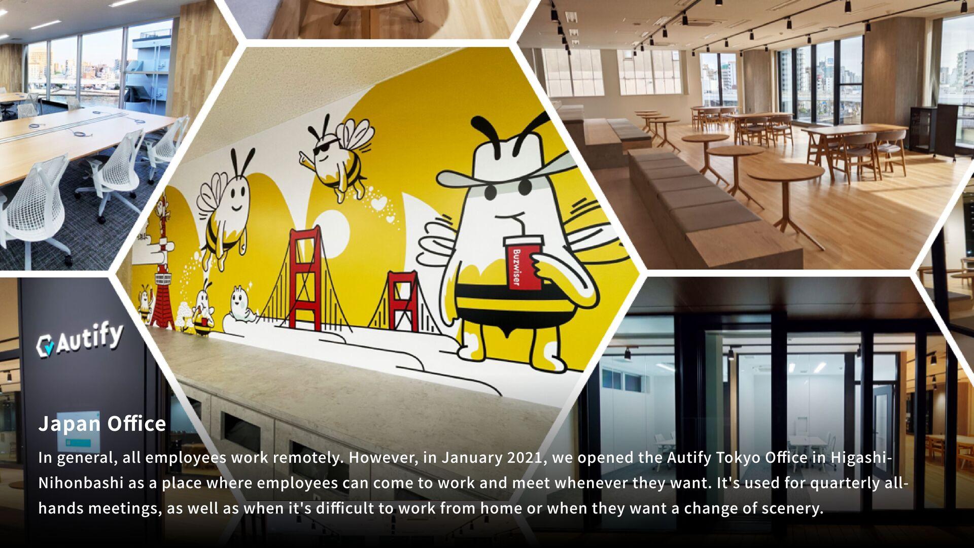 Compensation System (Japan Branch) 04. Work Env...