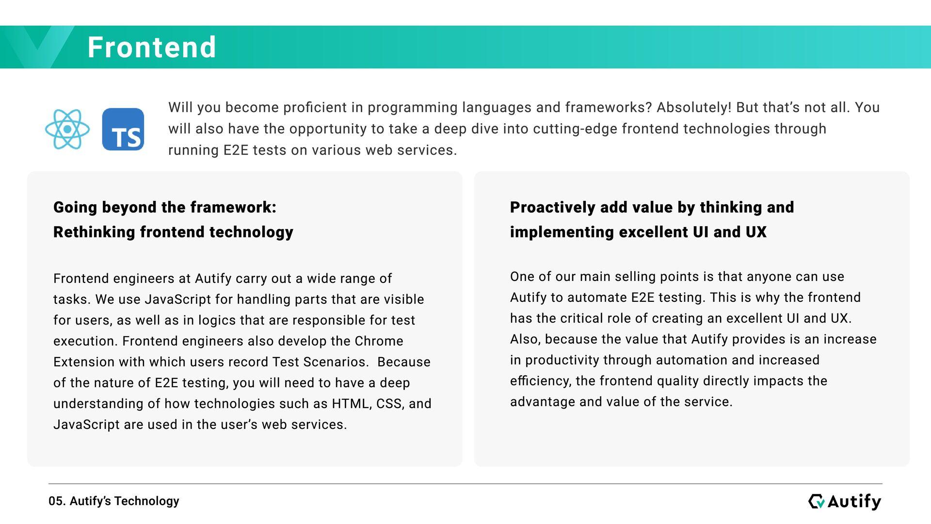 Recruitment at Autify 06. Recruitment Process R...