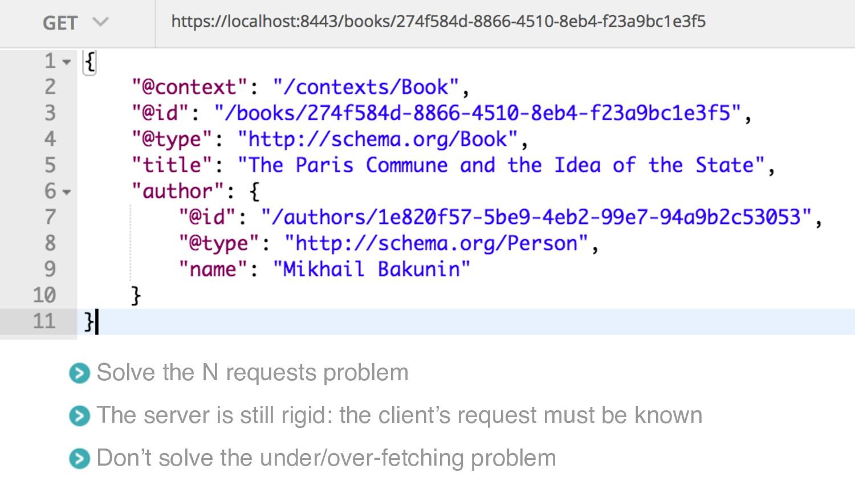 Solve the N requests problem The server is stil...