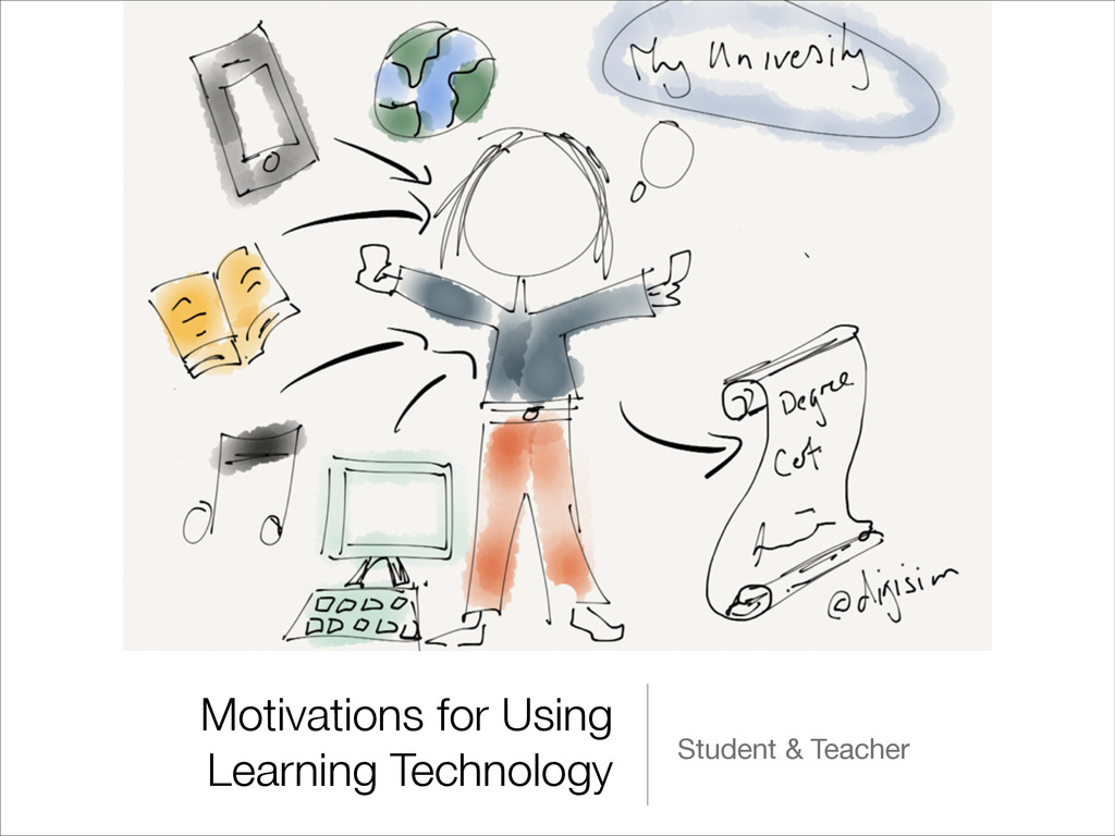 Motivations for Using Learning Technology Stude...