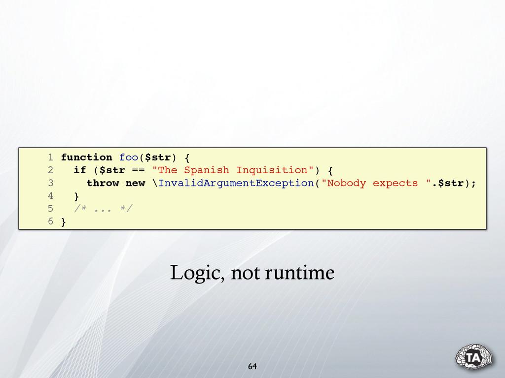 "64 1 function foo($str) { 2 if ($str == ""The Sp..."