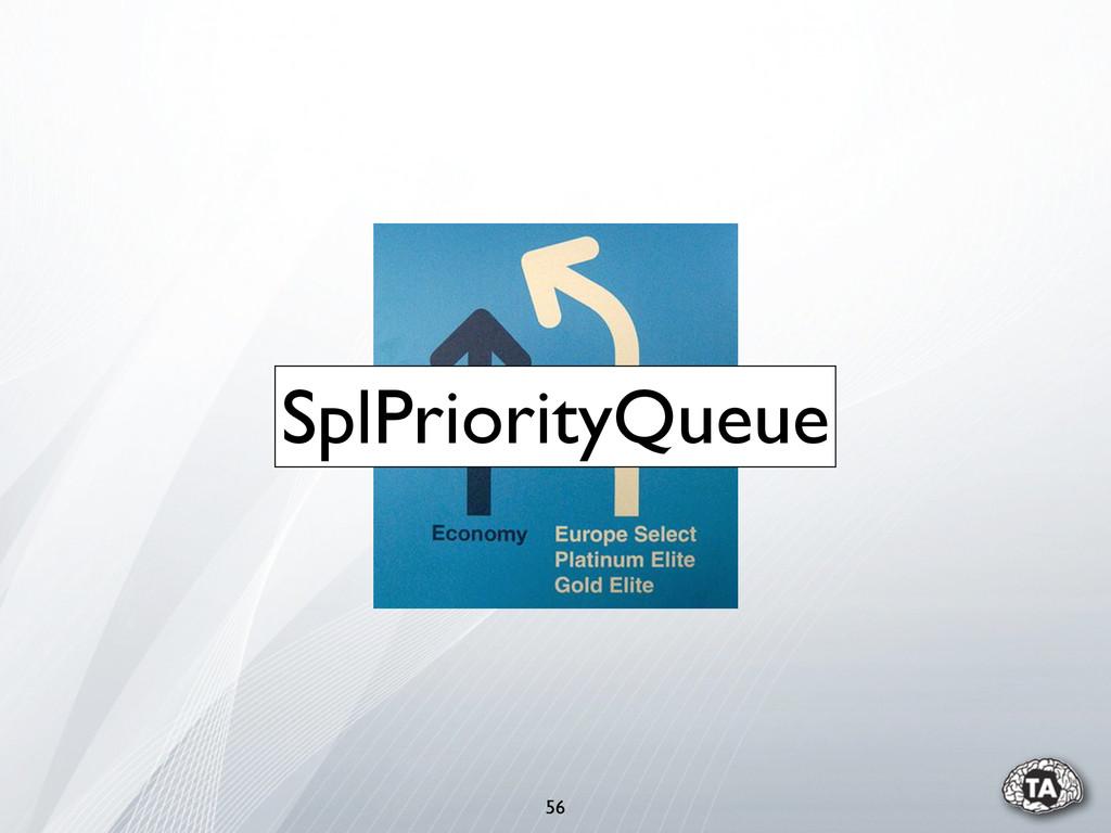 56 SplPriorityQueue
