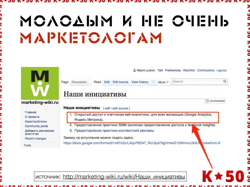 источник: http://marketing-wiki.ru/wiki/Наши_ин...