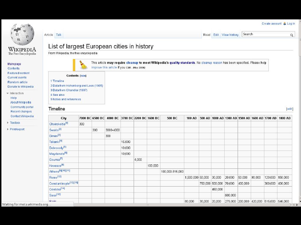 Markus Krötzsch: Wikidata Toolkit Kickoff