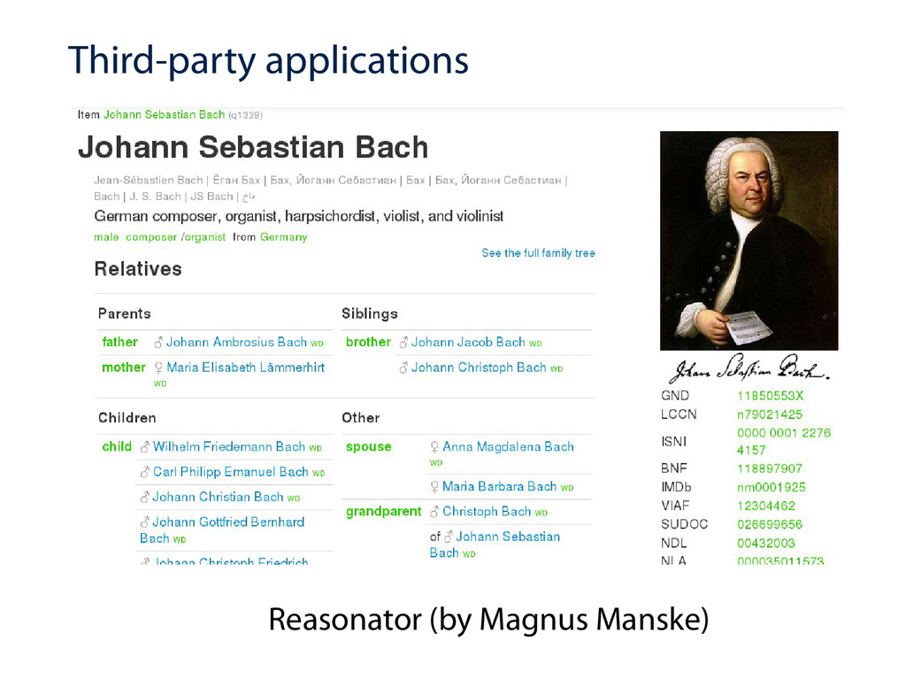 Third-party applications Reasonator (by Magnus ...