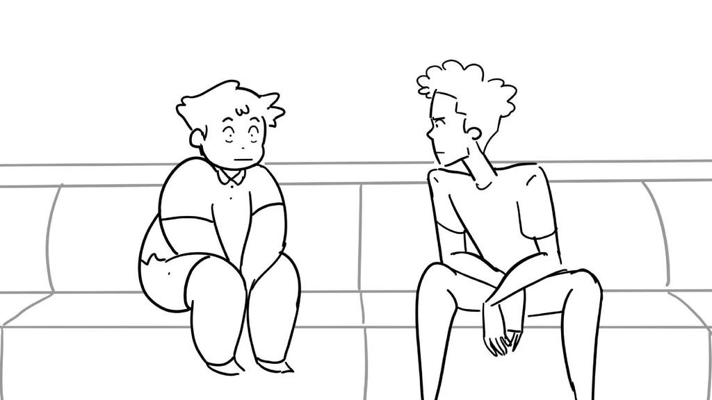 Scene 25 Panel 7 Dialog Crow: Anyways I think P...
