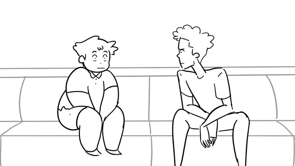 Scene 25 Panel 8 Dialog Crow: Anyways I think P...