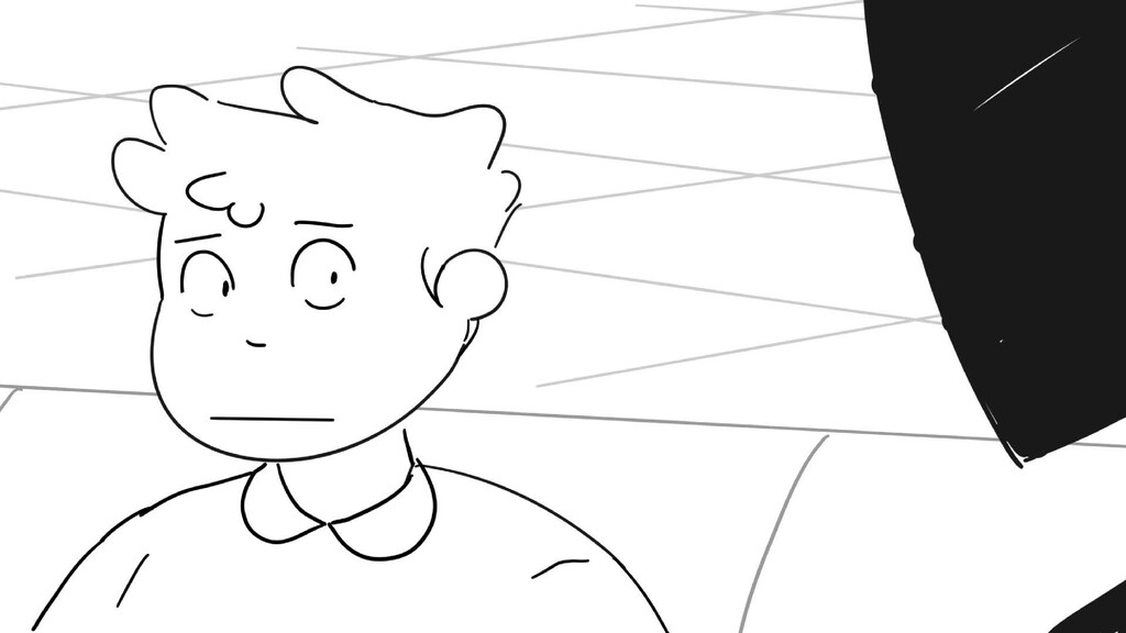 Scene 28 Panel 5 Dialog Crow: I'm not scared of...