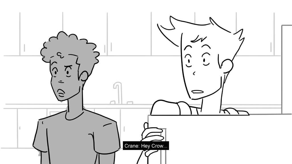 Scene 9 Panel 2 Crows Confession Page 44/224