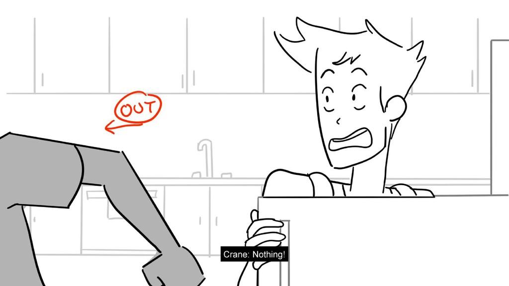 Scene 12 Panel 9 Dialog Jay: Oh-I totally forgo...