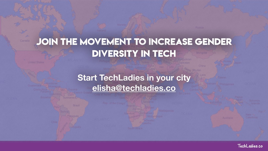 TechLadies.co Join the movement to increase gen...