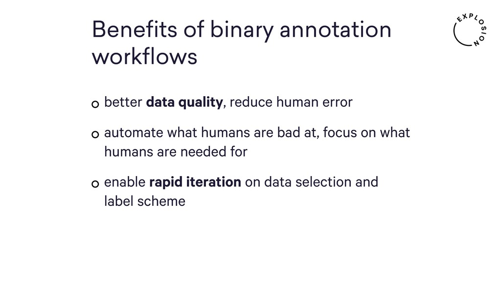 Benefits of binary annotation workflows better d...