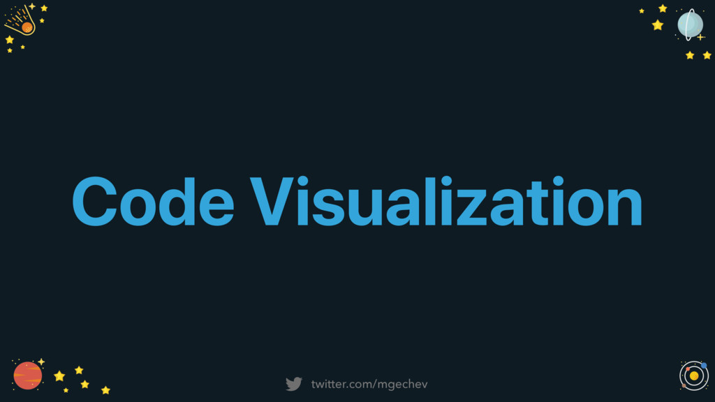 twitter.com/mgechev Code Visualization