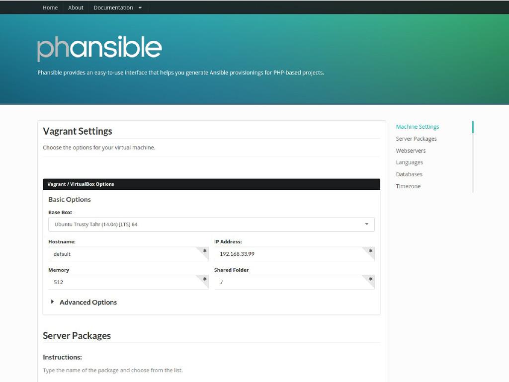 phansible.com