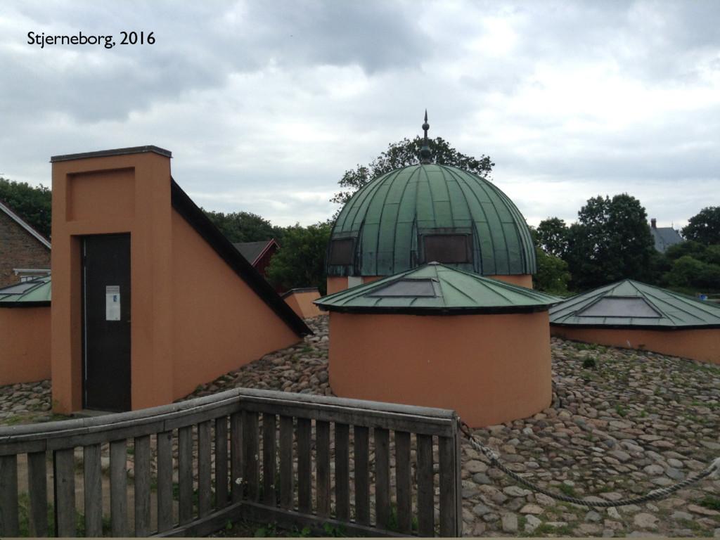 Foto's stjerneborg Stjerneborg, 2016