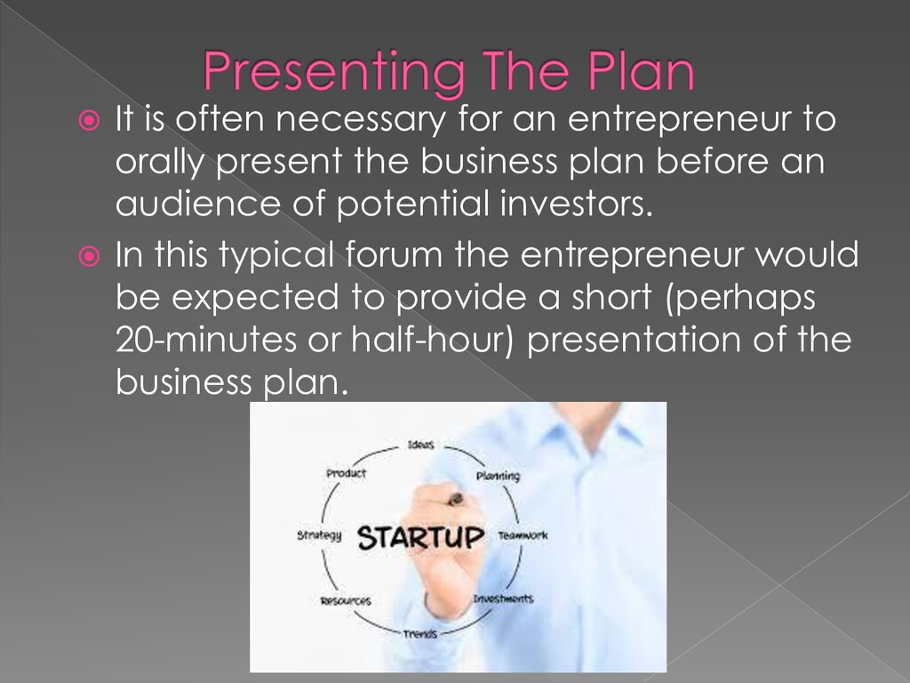  It is often necessary for an entrepreneur to ...