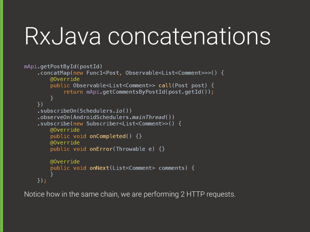 RxJava concatenations mApi.getPostById(postId)...