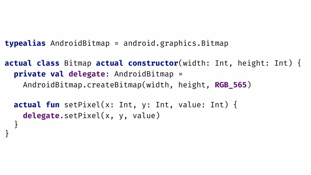 typealias AndroidBitmap = android.graphics.Bitm...