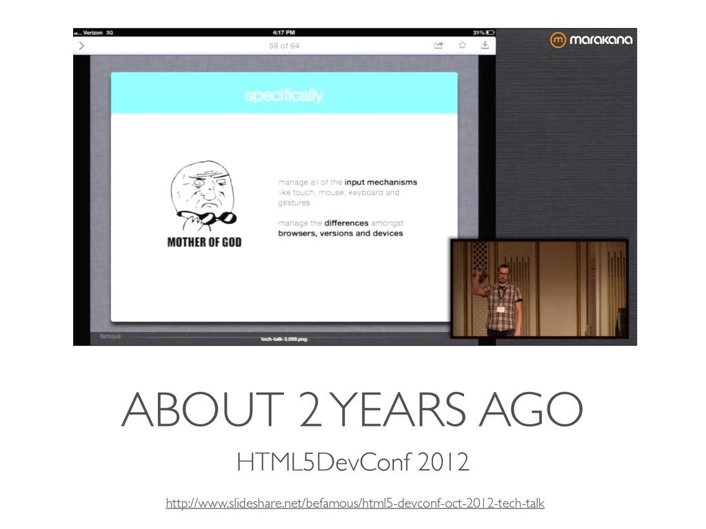 ABOUT 2 YEARS AGO HTML5DevConf 2012 http://www....