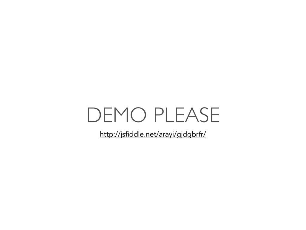 DEMO PLEASE http://jsfiddle.net/arayi/gjdgbrfr/