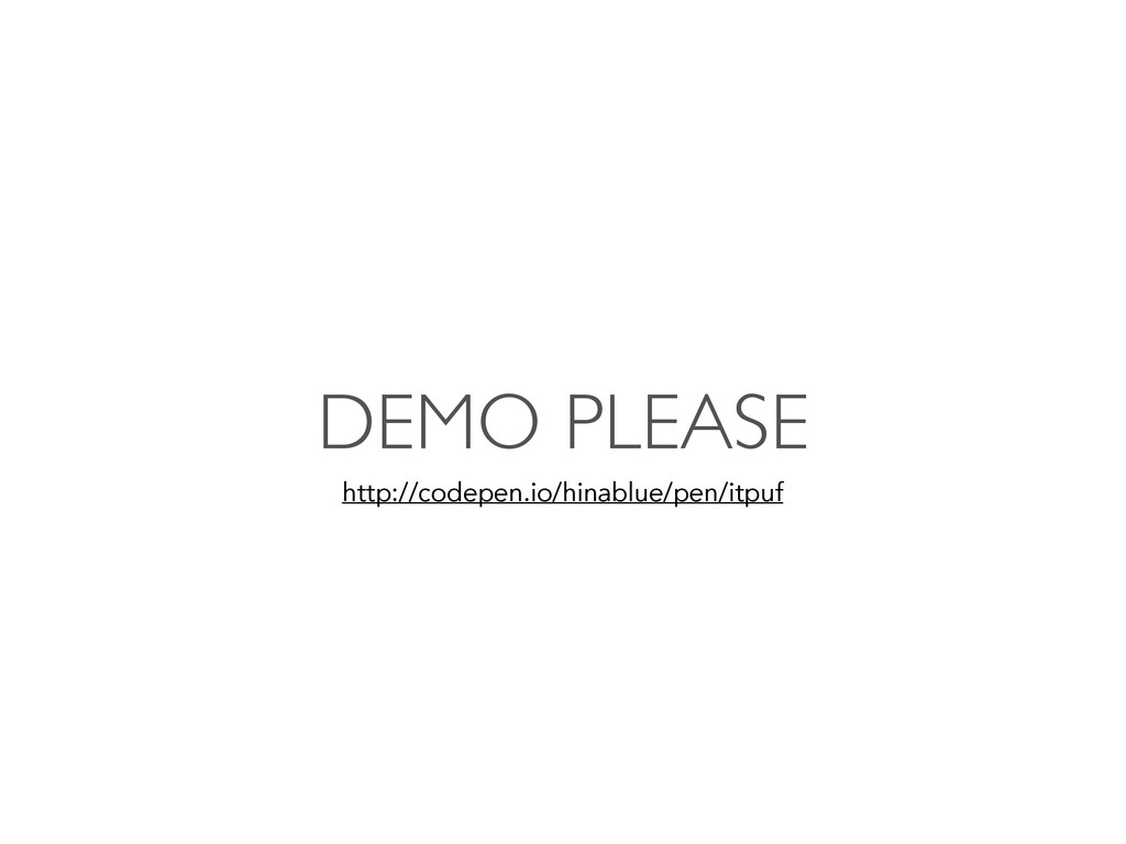 DEMO PLEASE http://codepen.io/hinablue/pen/itpuf
