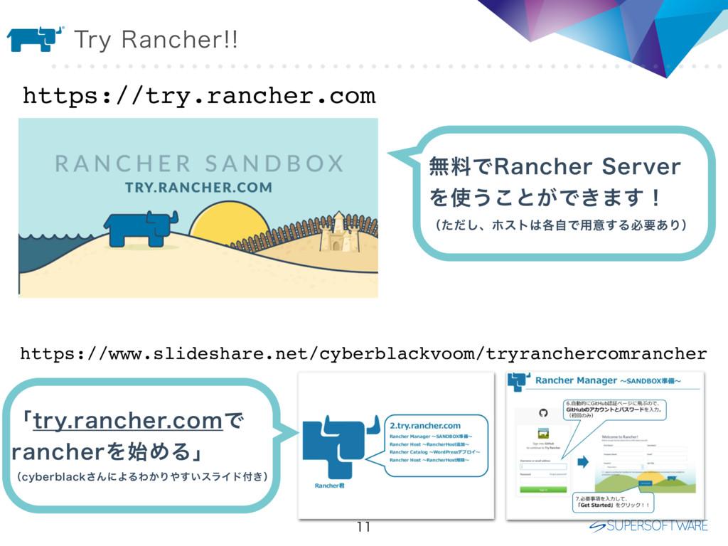 5SZ3BODIFS https://try.rancher.com ແྉͰ3BO...