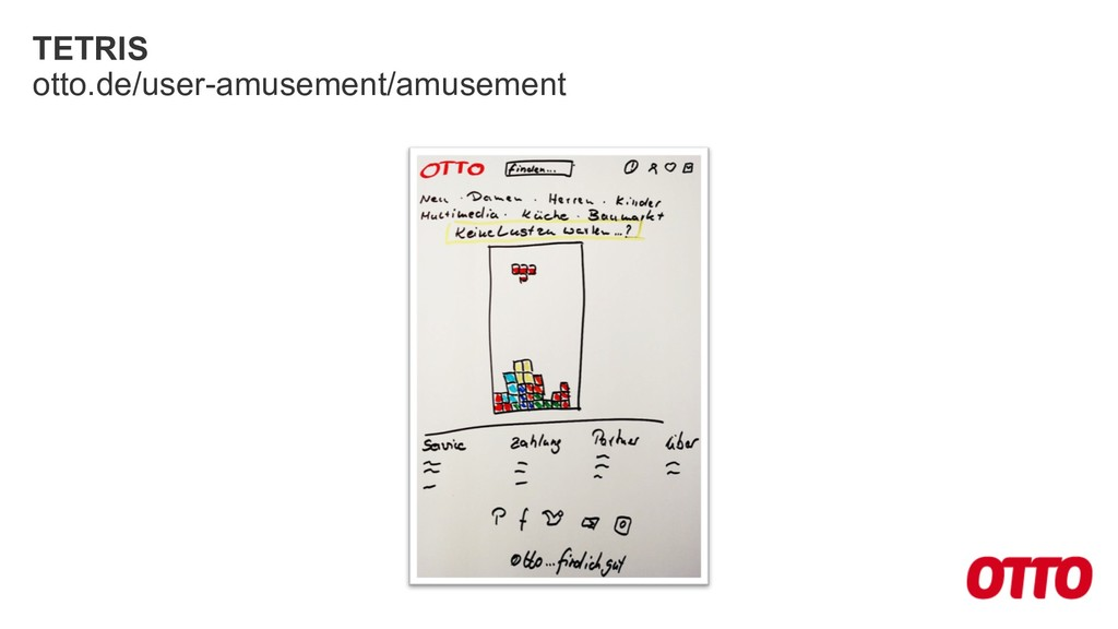 TETRIS otto.de/user-amusement/amusement